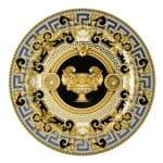 """Piatto segnaposto 30 cm """"Prestige Gala 2"""" di Rosenthal Versace"""