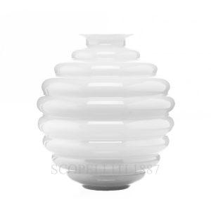 vaso decò bianco venini