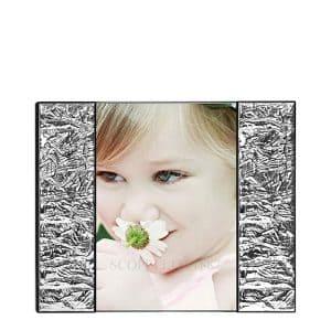 """Portafoto Scratch giorno """"Silver Collection"""" di Rosenthal"""