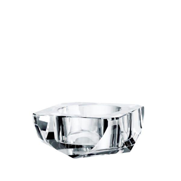 Portacandela in cristallo di Rosenthal