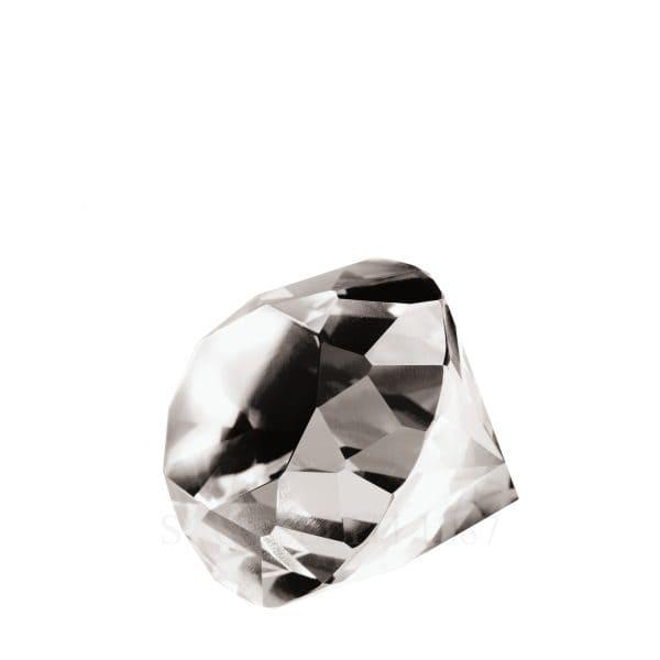 Diamante ovale in cristallo di Rosenthal