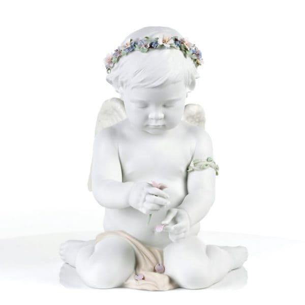 Lladrò - Statua Angelo dell'amore