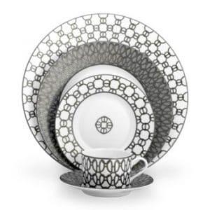 Servizi di piatti in porcellana di Hermes