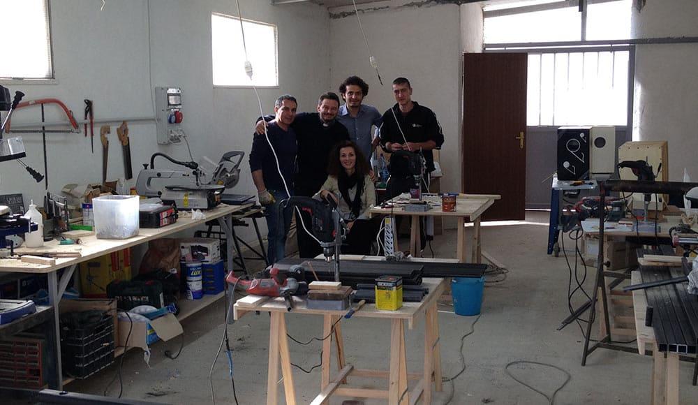 Impegno dell'azienda nel sociale a Reggio Calabria