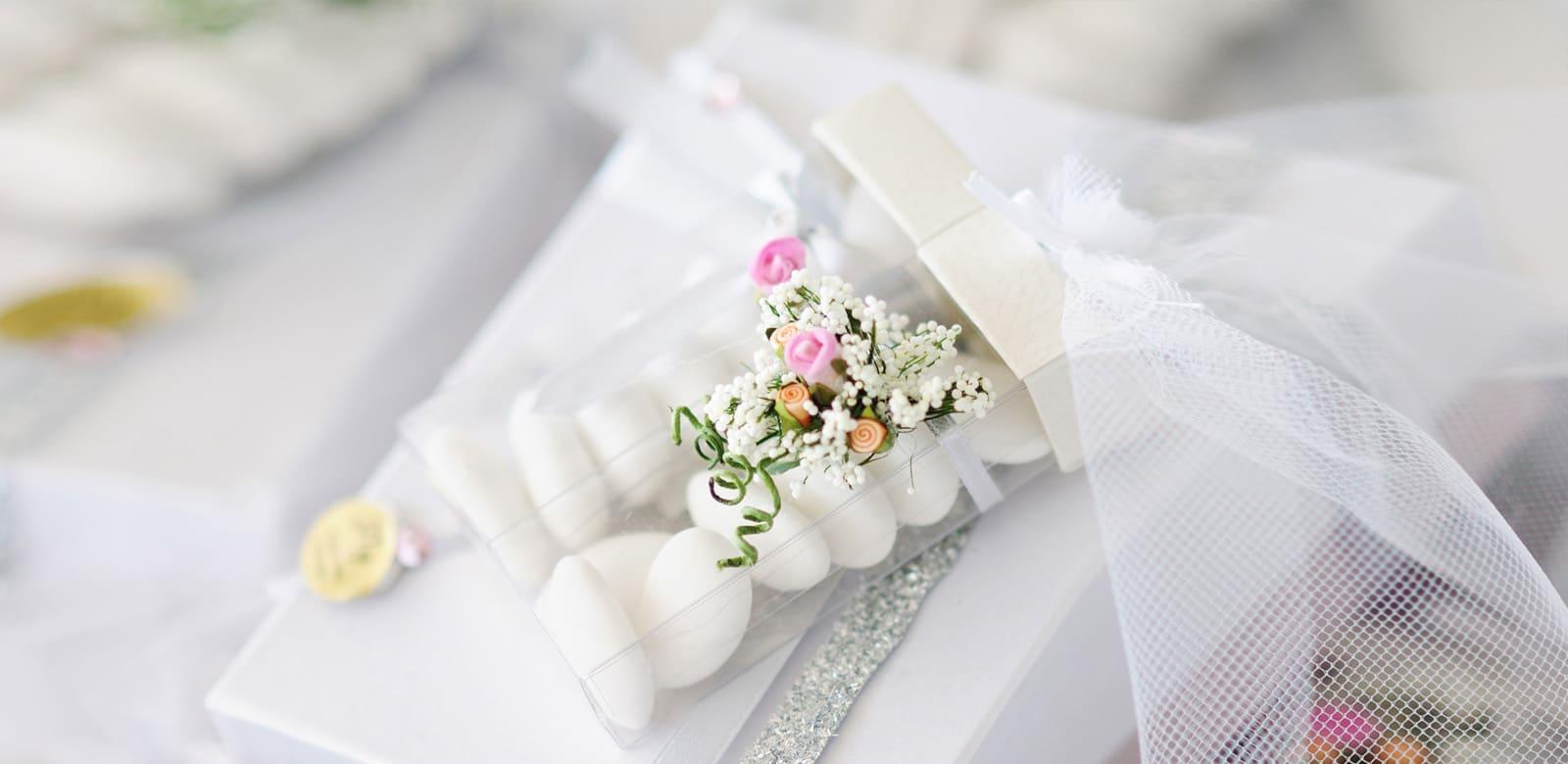 Confezioni di bomboniere di matrimonio a Reggio Calabria