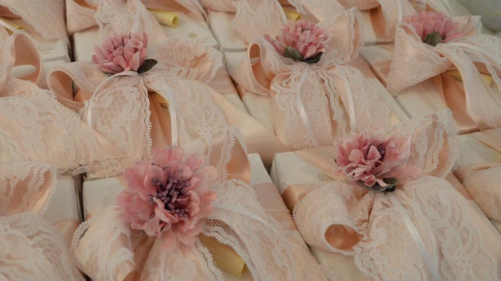 bomboniere rosa eleganti reggio calabria