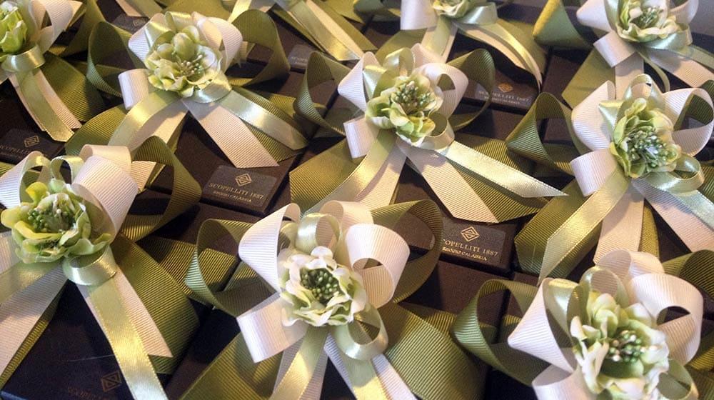 bomboniere reggio calabria confezione elegante lusso matrimonio