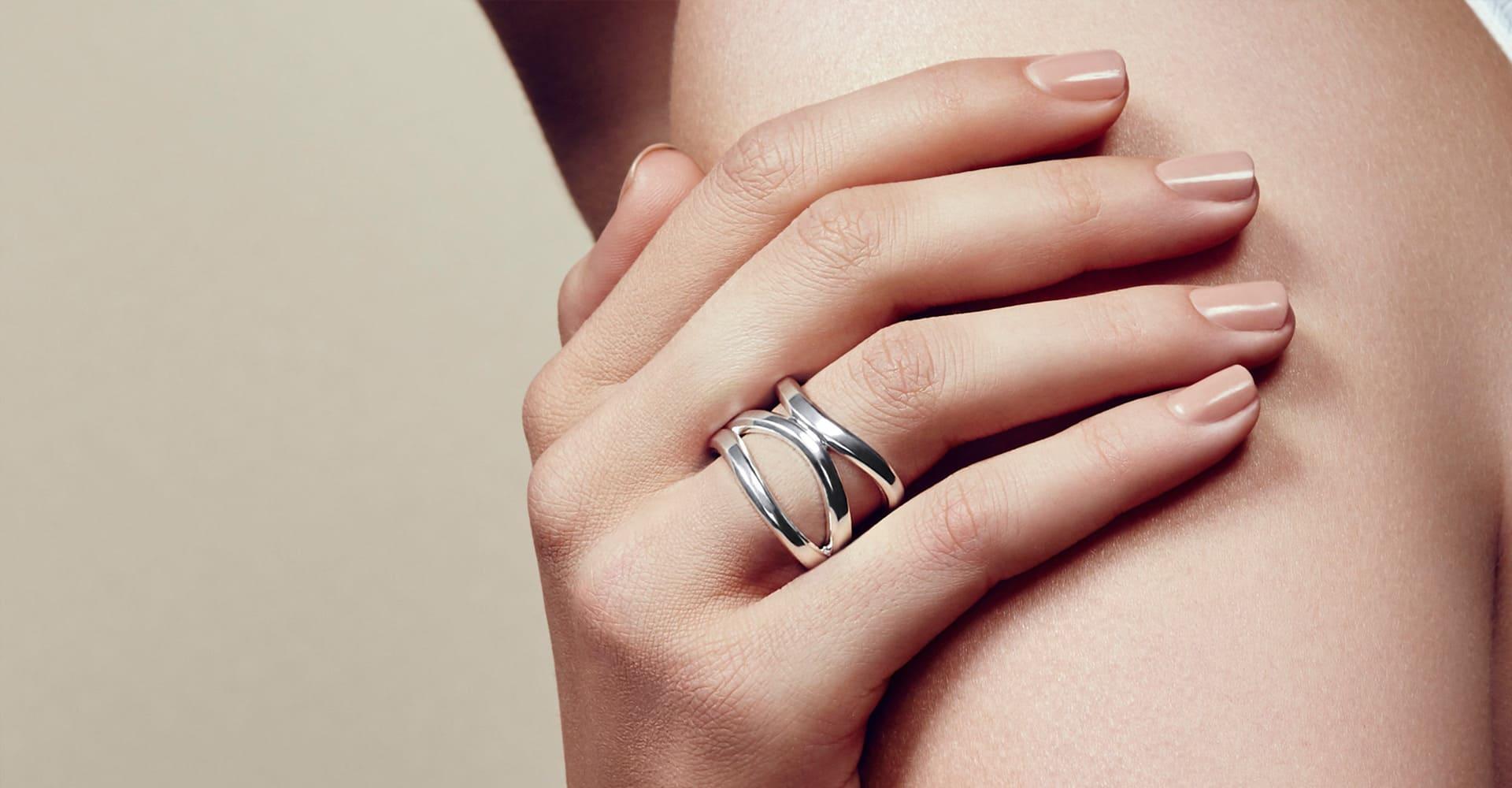 gioielli in argento Christofle shop online confezione regalo