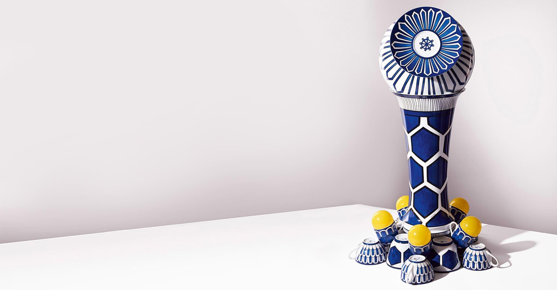 Porcellane di Hermes Ailleurs