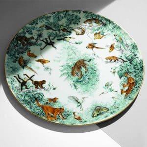 The plate of Hermes carnet equator