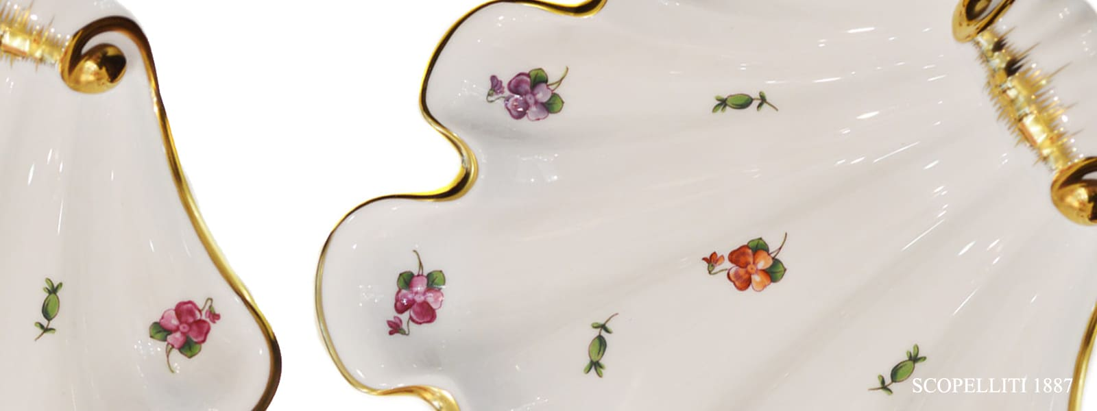 small flowers of herend Hungarian porcelain shop online