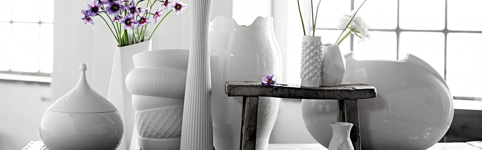 Rosenthal Studio-Line vasi design Liste nozze servizio porcellana Reggio Calabria sposi servizi regali