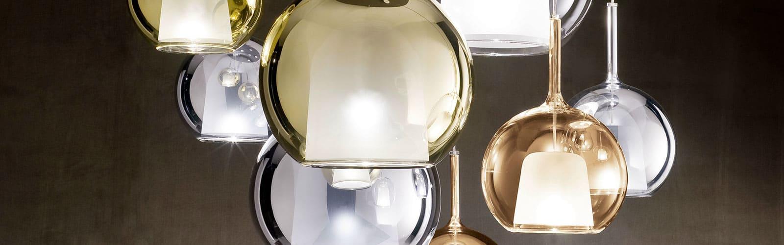 lampade Penta da Scopelliti 1887 a Reggio Calabria
