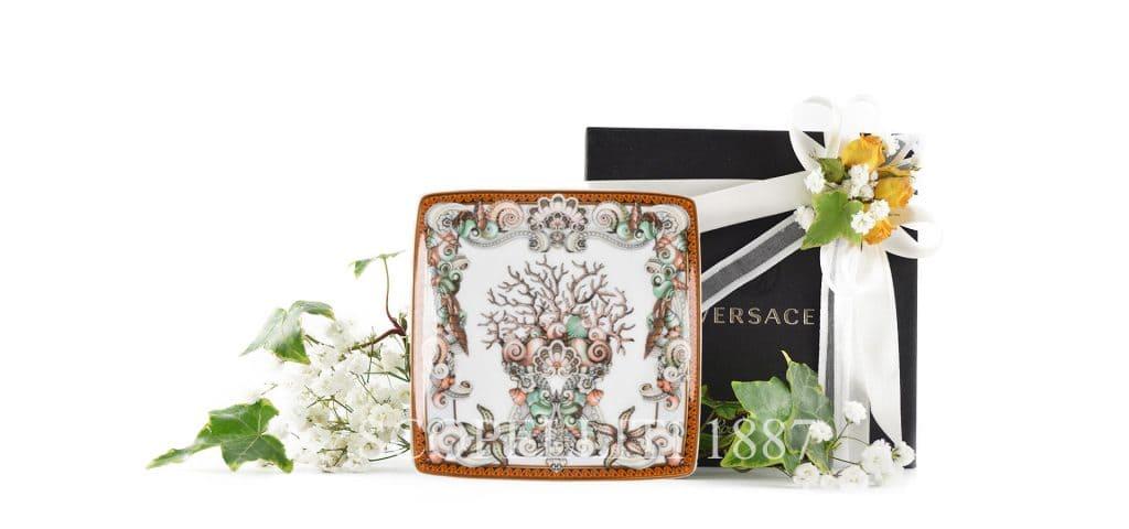 Bomboniere Versace in porcellana etoile