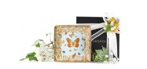 Le bomboniere Versace in porcellana