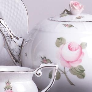 Viennese Rose Platinum