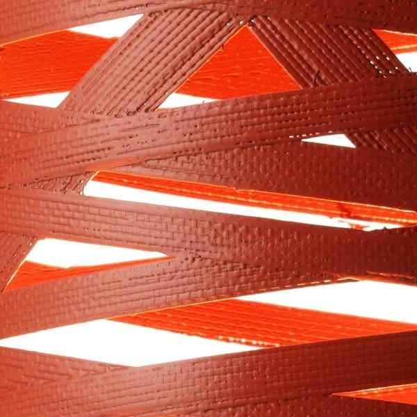 lampada tress foscarini rosso