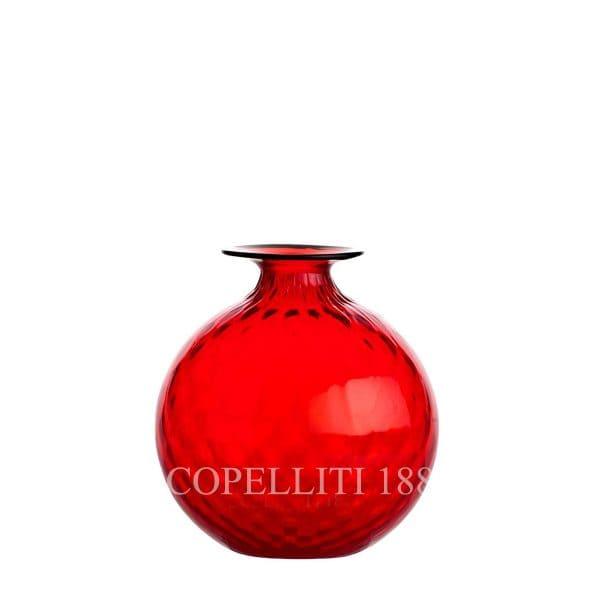 Vaso Rosso di Venini in vendita on line