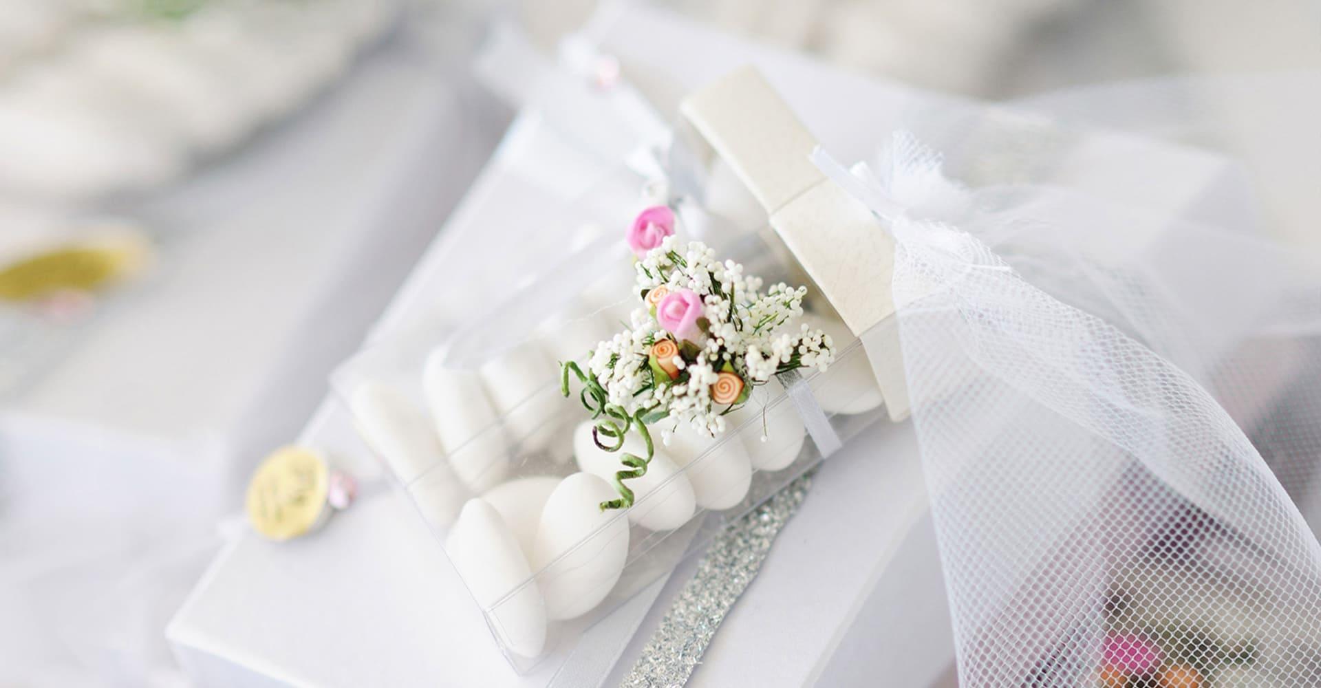 A Reggio Calabria le bomboniere di nozze e matrimonio