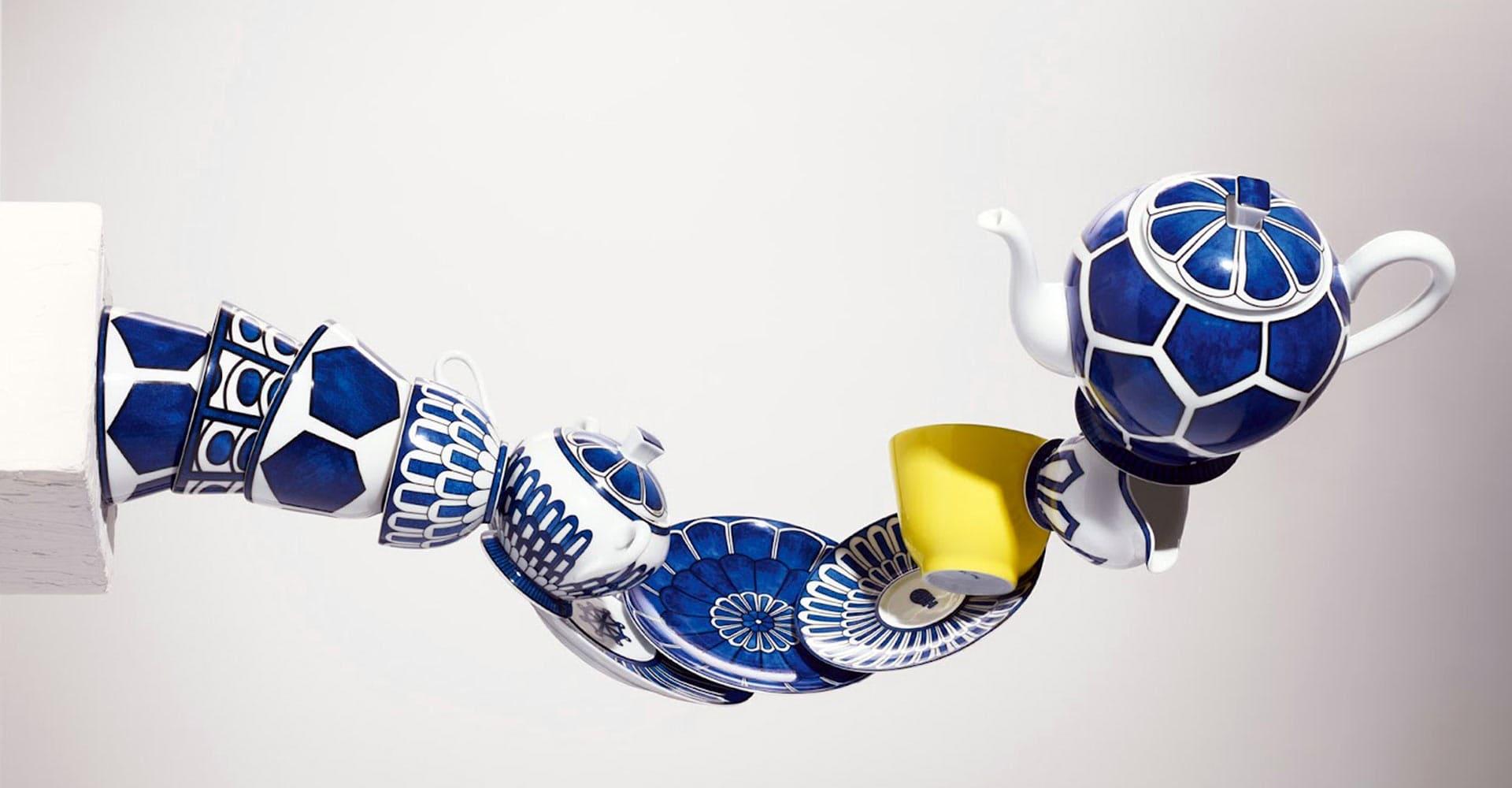 hermes porcellana blues d'ailleurs shop online