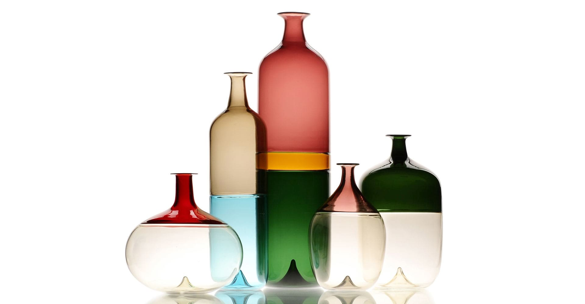 shop online venini vetro di murano vasi colorati
