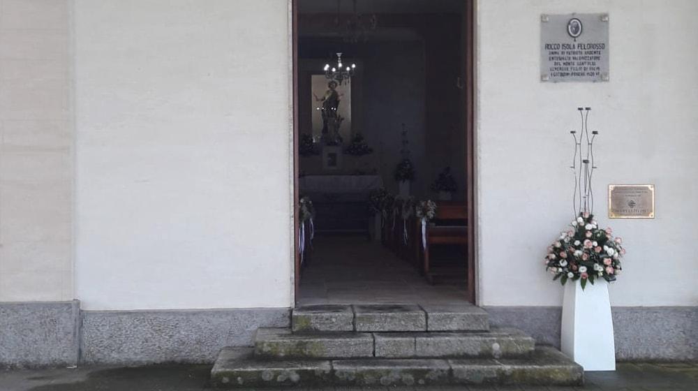 Esterno della chiesa di Sant'Elia di Palmi