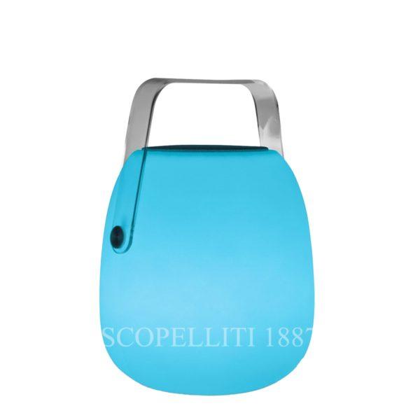lampada portatile in polietilene musicale con altoparlante per spiaggia