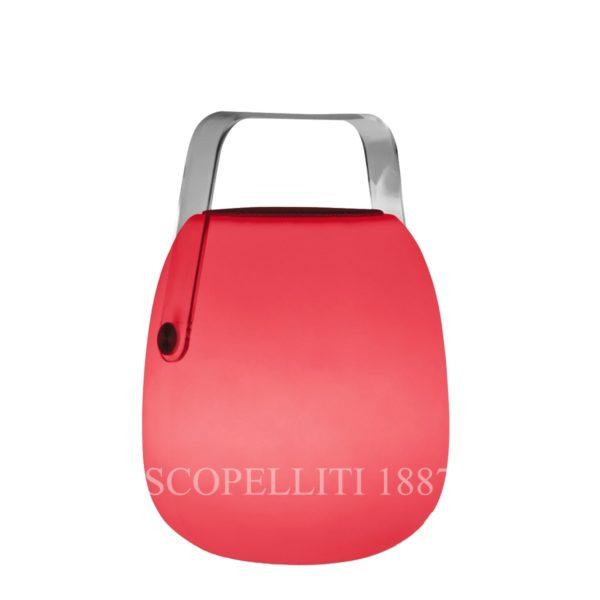 lampada portatile in polietilene musicale con altoparlante regalo ragazzi