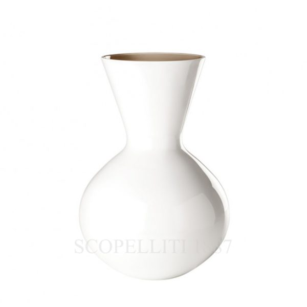 vasi venini idria shop online colore bianco lattimo