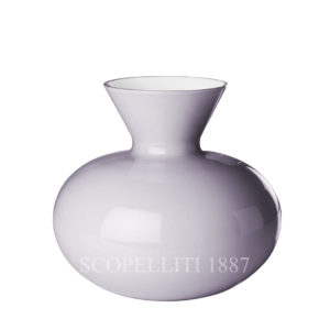 vaso Idria di venini vetro murano italia