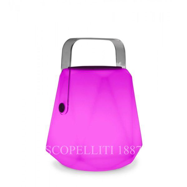 lampada led ricaricabile portatile musicale gestita con bluetooth