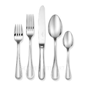 Albi Stainless Steel Cutlery Set by Christofle
