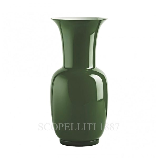 The vase of Venini italia for furniture