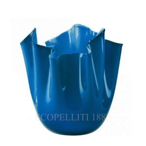 venini fazzoletto vaso murano