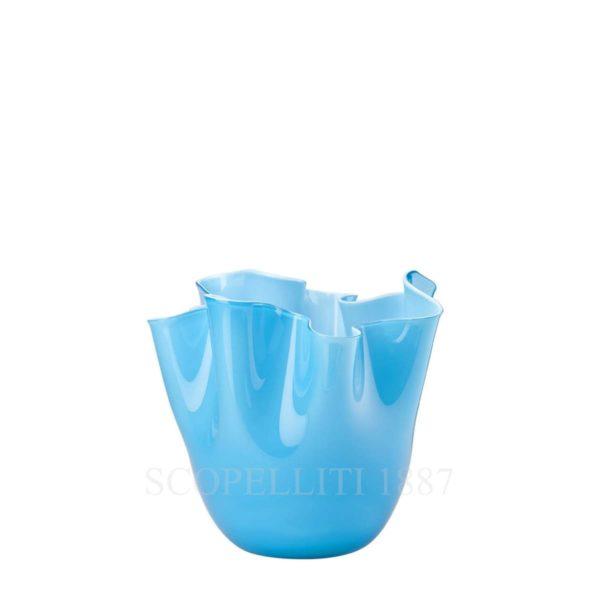 vaso fazzoletto venini vetro di murano in vendita online