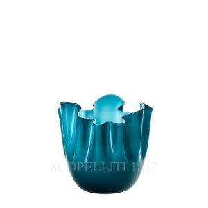 Vaso di Venini fazzoletto