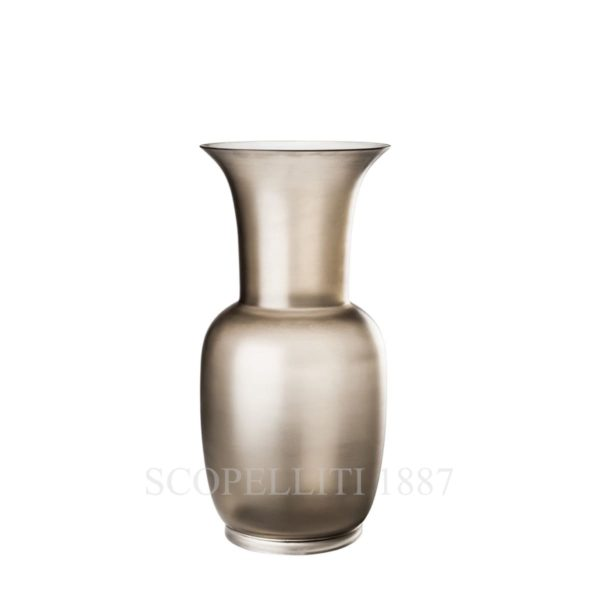 vase of Venini Italia glass