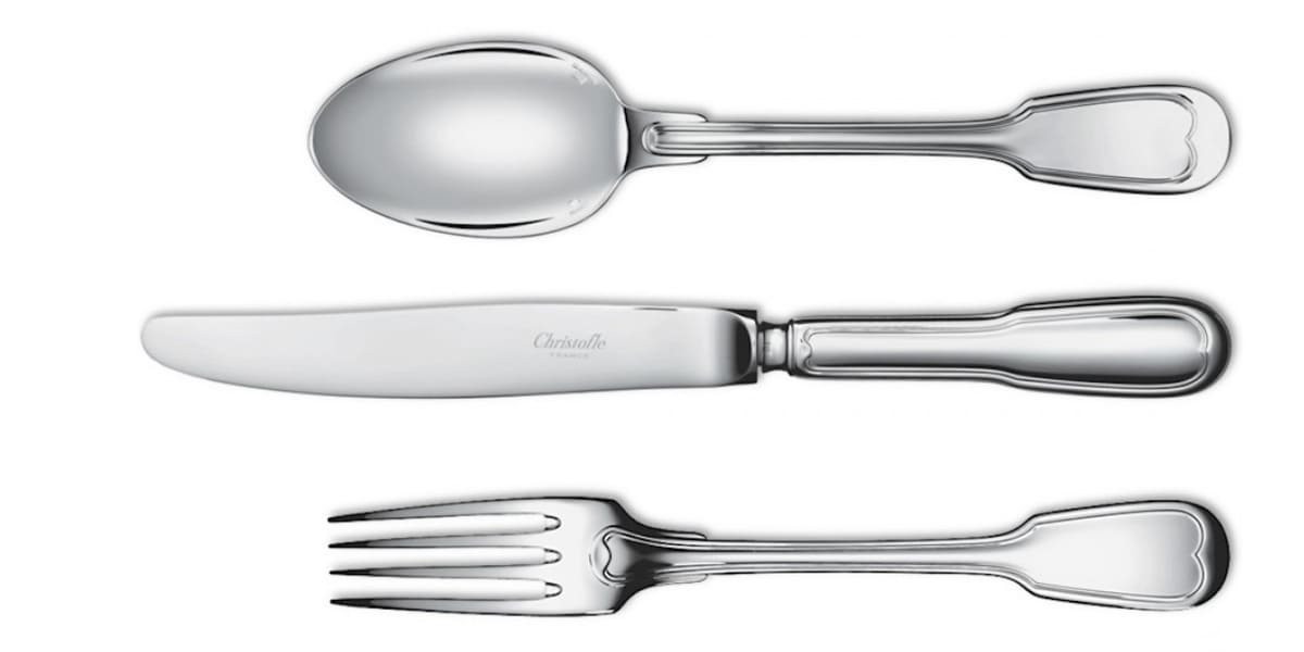 christofle chinon flatware