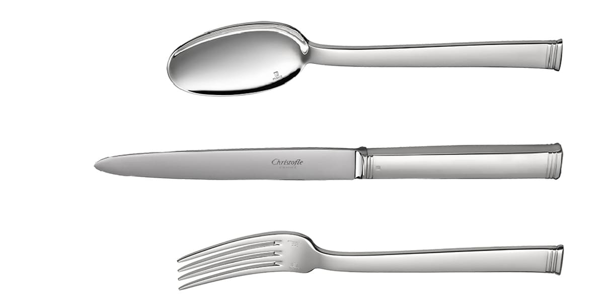 commodiore modern flatware