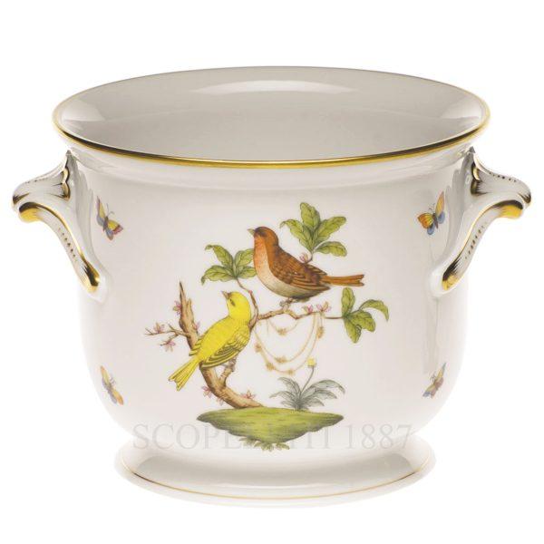 herend cachepot birds online