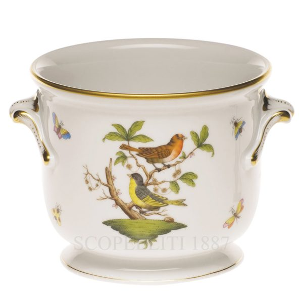 herend birds shop online cachepot