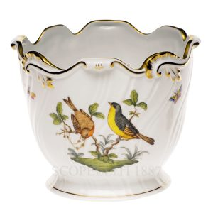 cachepot herend birds shop online