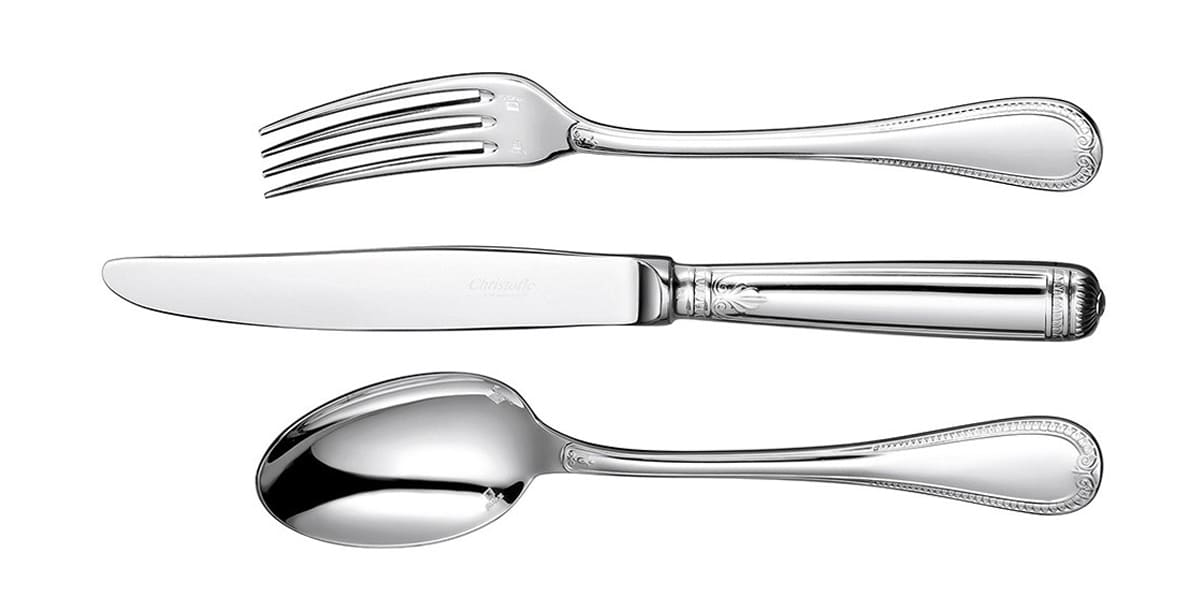christofle flatware malmaison