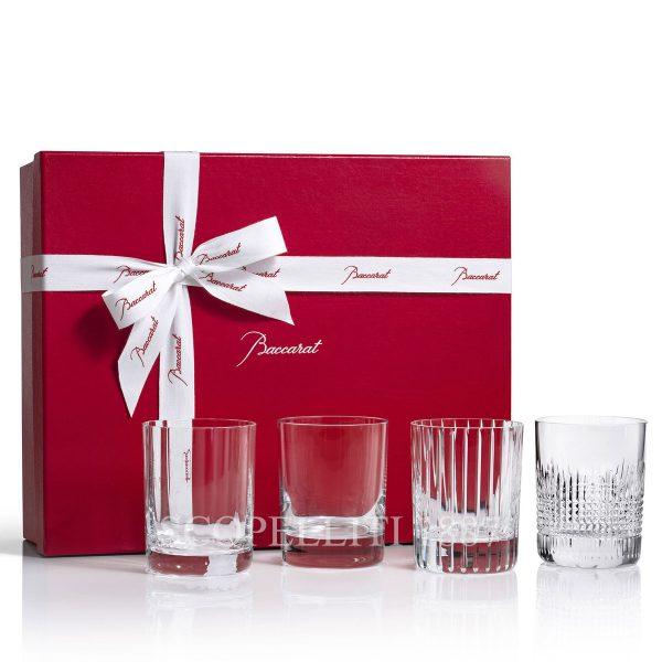 bicchieri baccarat cristallo whisky