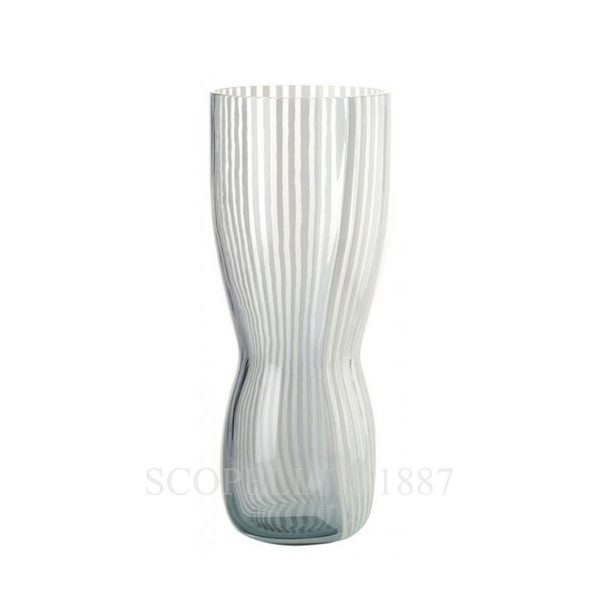 cinetici murano glass vase limited edition