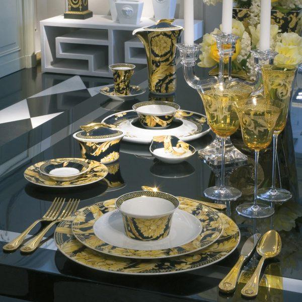 porcellana versace decoro vanity