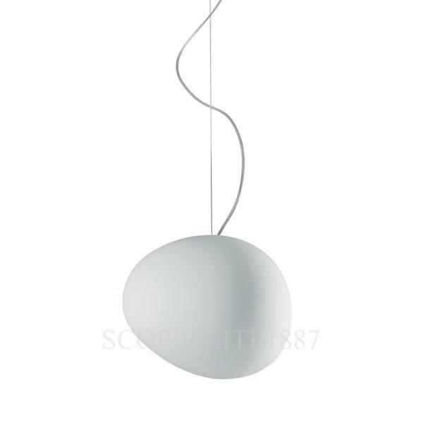 lampada a sospensione gregg foscarini