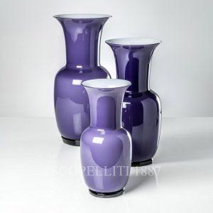 vasi venini opalino colori nuovi indaco