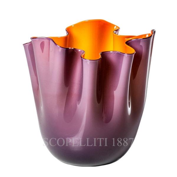 fazzoletto indaco arancio