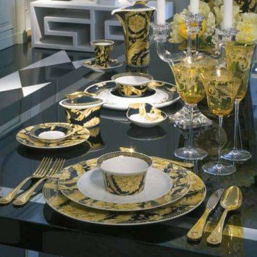 versace porcellane vanity